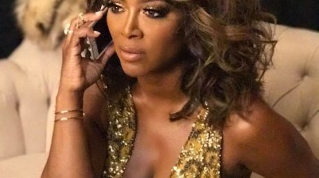 Kenya Moore Hints At 'Real Housewives Of Atlanta' Exit?