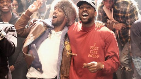 Album Stream: Kanye West & Kid Cudi - 'Kids See Ghosts'