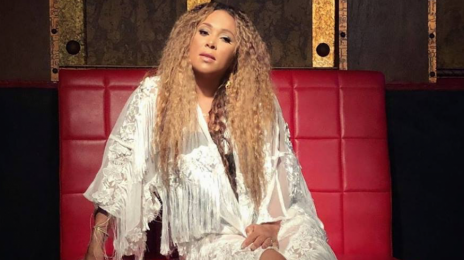 New Video:  Tamia - 'Leave It Smokin'