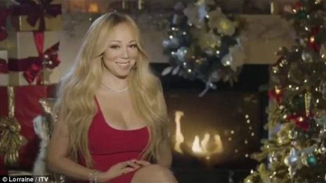 Watch:  Mariah Carey Says She's 'Optimistic' About Her Battle with Bipolar Disorder