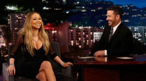 Mariah Carey Visits 'Kimmel' / Talks New Music, Vegas, & Shades 'American Idol' Run