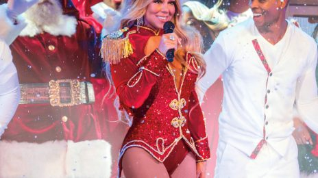 Mariah Carey Shatters Spotify Record With 'All I Want For Christmas Is You'