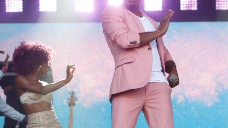 Did You Miss It?! Ne-Yo Rocks 'Kimmel' With 'Push Back' & More [Videos]