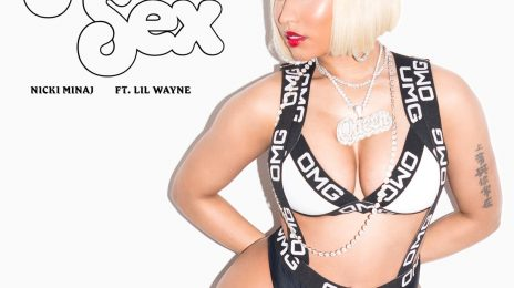 Surprise! Nicki Minaj Releases 'Rich Sex (ft. Lil Wayne)' / Announces 'Bed' With Ariana Grande