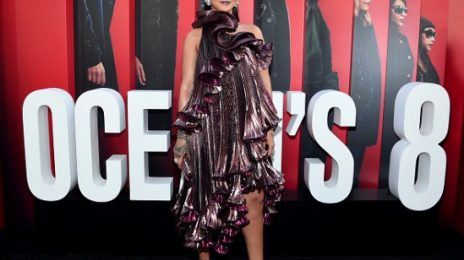 Hot Shots: Rihanna Rocks 'Ocean's 8' World Premiere