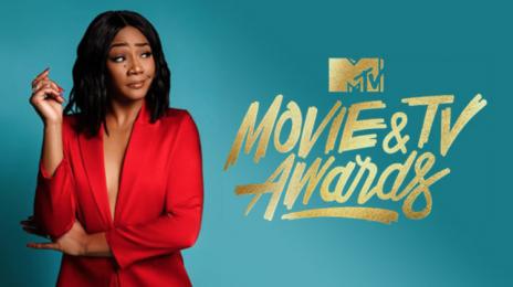 Report: Tiffany Haddish-Hosted 'MTV Movie & TV Awards' A Ratings Winner