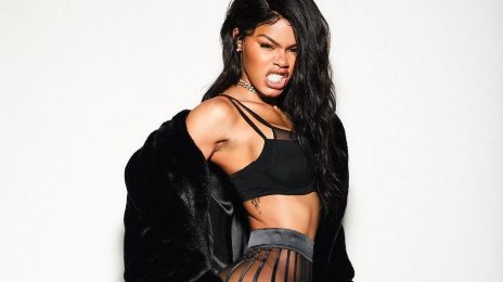 "Teyana Taylor Drops Out From Jeremih Tour / Says ""I've Been Extremely Mistreated"""