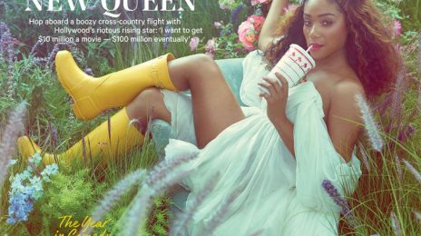 Tiffany Haddish Covers THR's First Ever Comedy Issue / Finally Reveals #WhoBitBeyonce