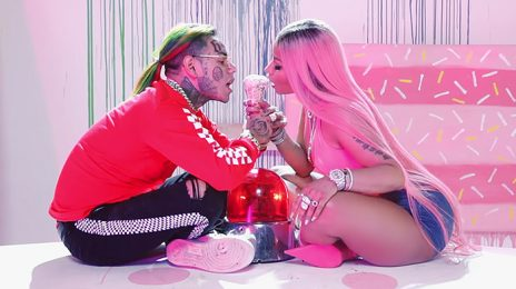 6ix9ine Reunites With Nicki Minaj For Next Single?