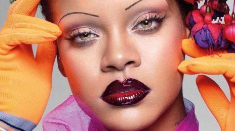 Rihanna Rocks British Vogue With Stellar Spread