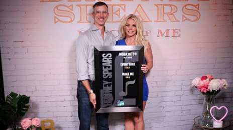 Britney Spears Honoured For Contributions To Songwriting