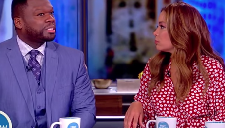 50 Cent Shares Fresh Thoughts On Terry Crews' Assault On 'The View'
