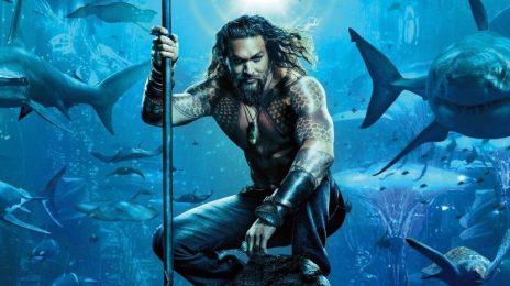 Movie Trailer: 'Aquaman'