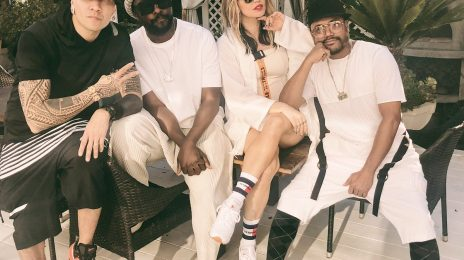 The Black Eyed Peas Reunite / New Music Coming?