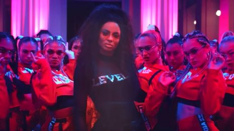 Winning! Ciara's 'Level Up' Music Video #1 Trending On YouTube
