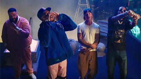 New Video: DJ Khaled, Justin Bieber, Chance The Rapper & Quavo - 'No Brainer'