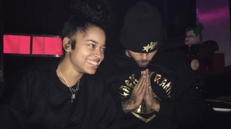 Chris Brown Previews New Ella Mai Collaboration