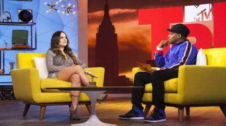 JoJo Talks New Album On TRL [Video]