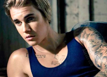 Watch: Justin Bieber Punches Man