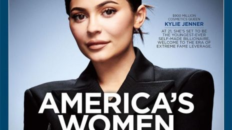 Kylie Jenner Covers Forbes / Set For Billionaire Status With Cosmetics Empire
