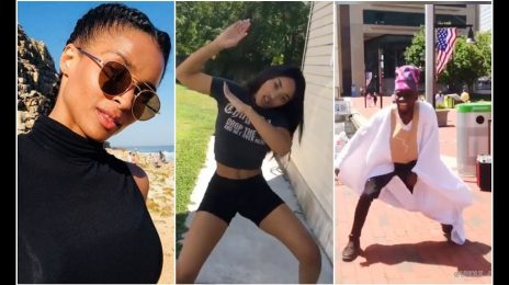 Ciara Storms The Internet With #LevelUpChallenge [Video]