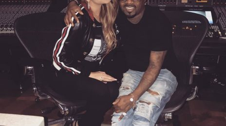Mariah Carey Returns To The Studio With Jermaine Dupri / Eyes August Completion Of Comeback Album