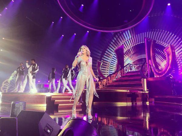 Mariah Carey Kicks Off...