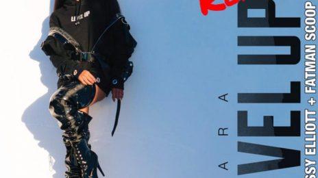 New Song:  Ciara - 'Level Up (Remix)' [Featuring Missy Elliott & Fatman Scoop]
