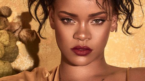 Rihanna Hints New Album Isn't Finished / Reveals Collaborator