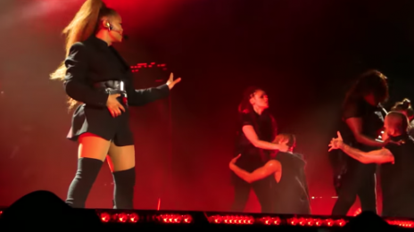 Watch: Janet Jackson Performs 'If' Live At Virginia Beach