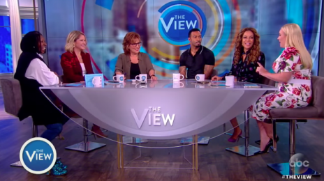 Omari Hardwick Talks 'Power', Police Brutality & More On 'The View'