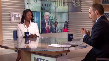 """Omarosa: """"Donald Trump Used The N-Word...And I Have Receipts"""""""