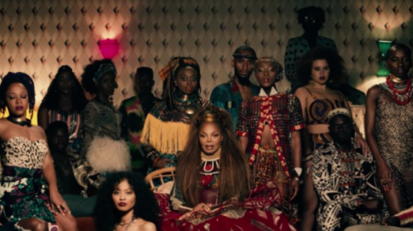 Janet Jackson Soars To #1 on iTunes With New Single 'Made For Now'