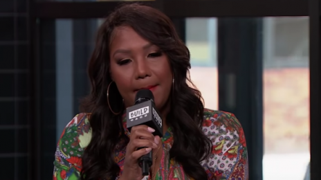 Traci Braxton Talks 'Braxton Family Values Shut Down' On The 'Build Series'