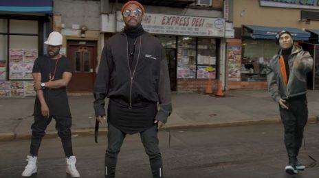New Video: Black Eyed Peas - 'CONSTANT PART 1 & 2'