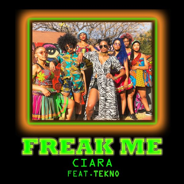 freak me out song
