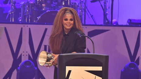 Watch:  Janet Jackson Accepts BMI Icon Honor At 2018 BMI R&B/Hip-Hop Awards
