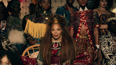 Janet Jackson To Receive MTV EMA Global Icon Award & Perform Medley Of Hits