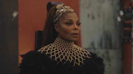 Janet Jackson Salutes Michael Jackson By Recreating 'Remember The Time' Video [Watch]