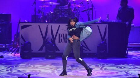 Watch:  Normani Slays Janet Jackson Tribute Performance of 'Pleasure Principle'