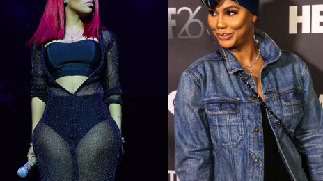 Did You Miss It? K. Michelle Calls Tamar Braxton 'Ta-Muppet' After 'Love & Hip Hop' Diss