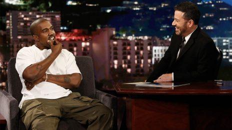 Donald Trump Applauds Kanye West Following 'Kimmel' Interview