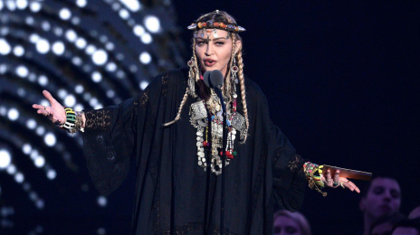 "Madonna Claps-Back At Critics Over ""Indulgent"" Aretha Franklin VMAs Tribute"