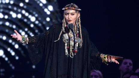 "Madonna Claps-Back At Critics Over ""Indulgent"" Aretha Franklin VMAs Tribute"