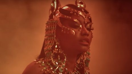 New Video: Nicki Minaj - 'Ganja Burn'