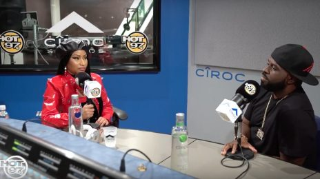 Nicki Minaj Visits Hot 97 / Settles Feud With Funkmaster Flex, Talks 'Queen,' & Being Held To A Different Standard