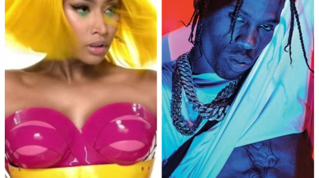 Official: Travis Scott Reigns Over Nicki Minaj's 'Queen' To Secure #1 Album On Billboard 200