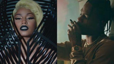 Billboard 200:  Travis Scott On Track To Block Nicki Minaj's 'Queen' From #1 Debut
