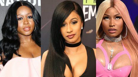 Nicki Minaj Talks Dramas With Remy Ma & Cardi B On Queen Radio