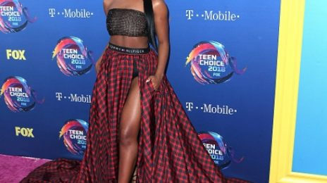 Normani Stuns At Teen Choice Awards 2018